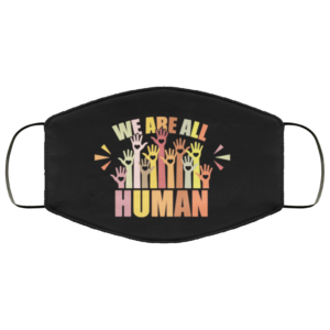 redirect 230 300x300 - We are all human LGBT face mask