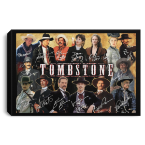 redirect 232 300x300 - Tombstone all signature poster, canvas