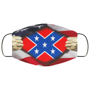 redirect 251 300x300 - America Flag Confederate face mask reusable, washable