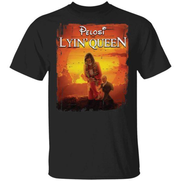 redirect 2990 600x600 - Pelosi The Lyin Queen shirt