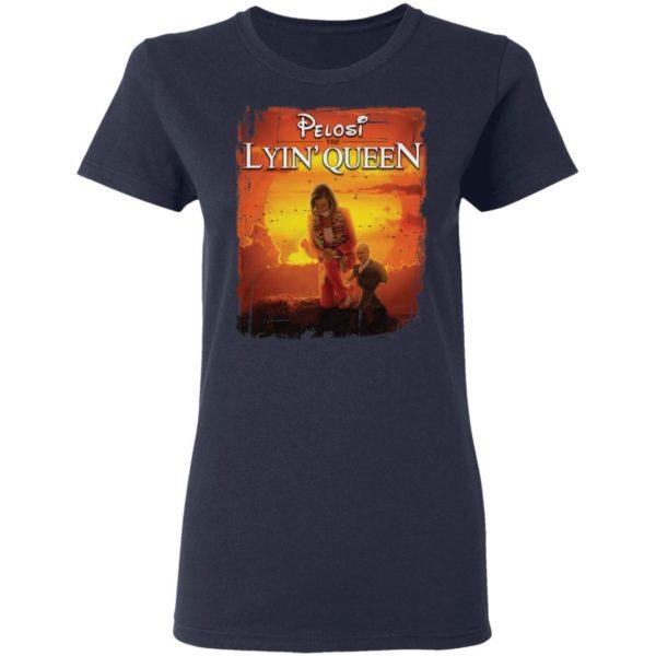 redirect 2993 600x600 - Pelosi The Lyin Queen shirt