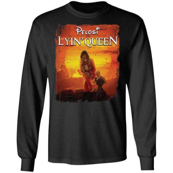 redirect 2994 600x600 - Pelosi The Lyin Queen shirt