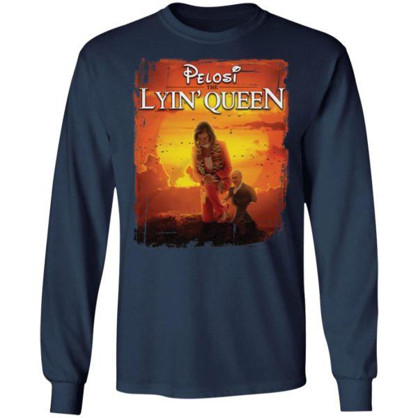 redirect 2995 600x600 - Pelosi The Lyin Queen shirt