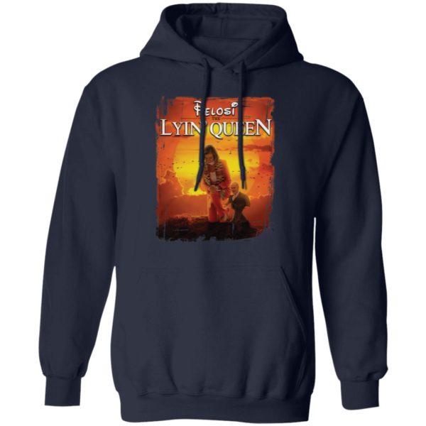 redirect 2997 600x600 - Pelosi The Lyin Queen shirt