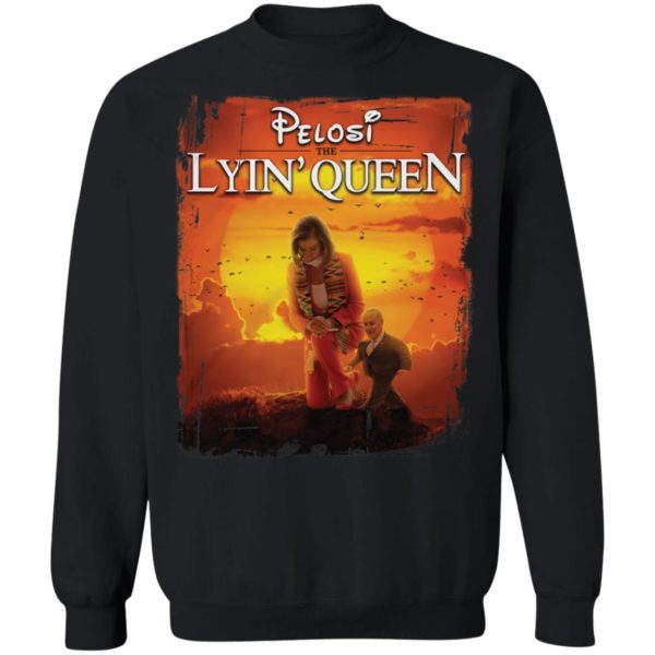 redirect 2998 600x600 - Pelosi The Lyin Queen shirt