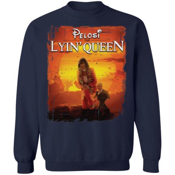 redirect 2999 600x600 - Pelosi The Lyin Queen shirt