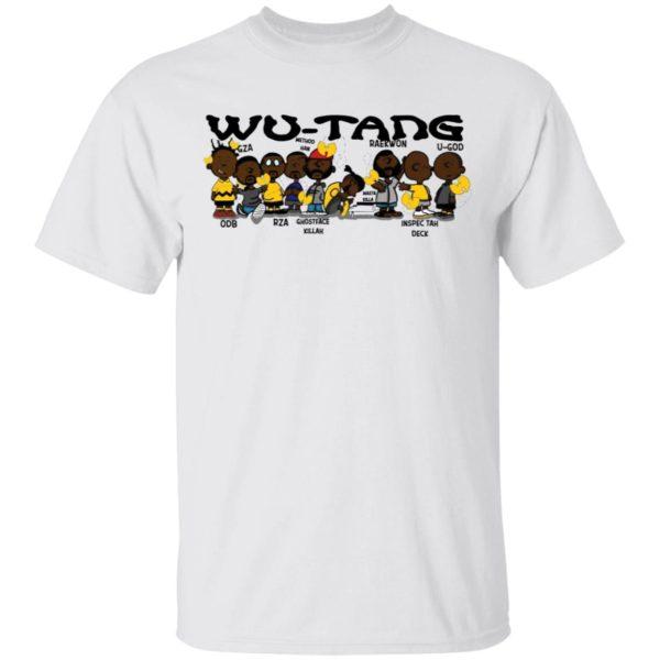 redirect 3020 600x600 - Black Charlie Brown Wu Tang shirt