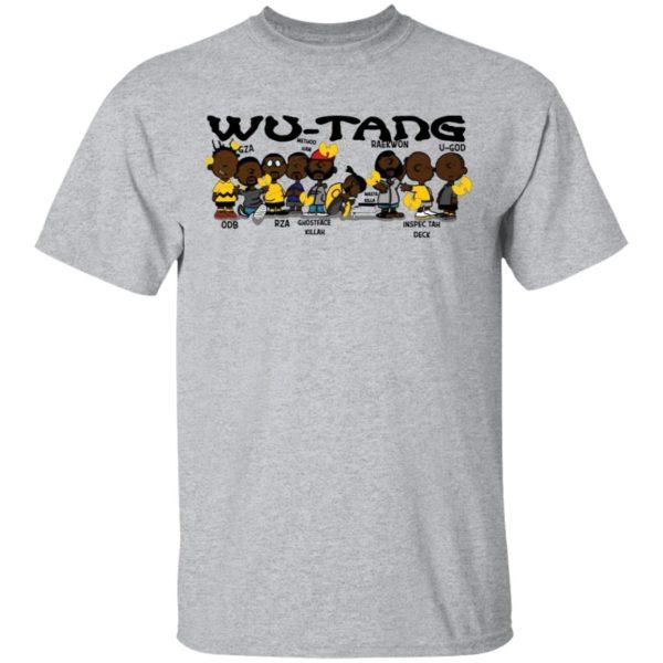 redirect 3021 600x600 - Black Charlie Brown Wu Tang shirt