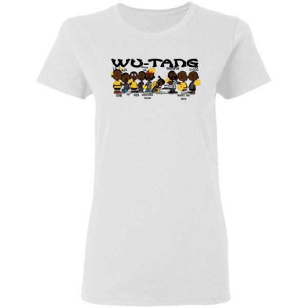 redirect 3022 600x600 - Black Charlie Brown Wu Tang shirt