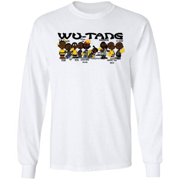 redirect 3025 600x600 - Black Charlie Brown Wu Tang shirt