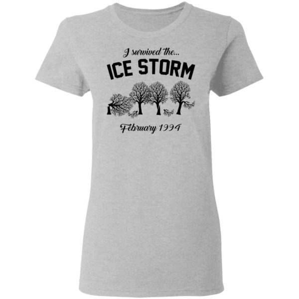 redirect 3033 600x600 - I survived the ice storm February 1994 shirt