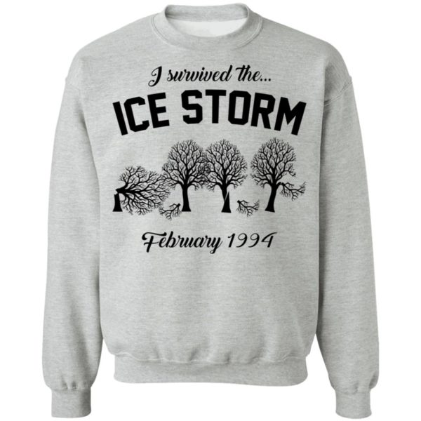 redirect 3038 600x600 - I survived the ice storm February 1994 shirt