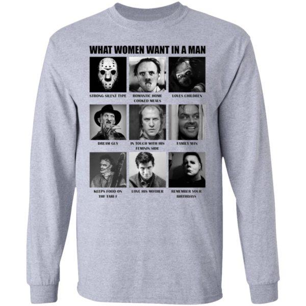 redirect 484 600x600 - What women want in the man killer chart Halloween shirt
