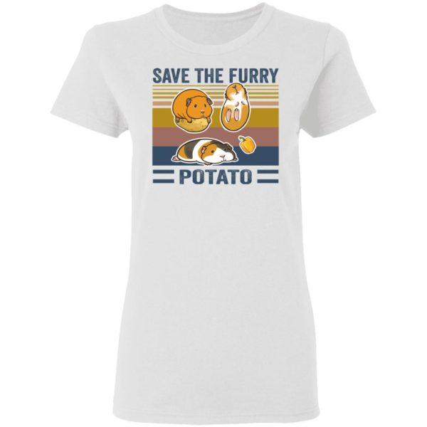 redirect 542 600x600 - Save the furry potato vintage shirt