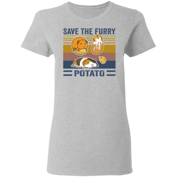 redirect 543 600x600 - Save the furry potato vintage shirt