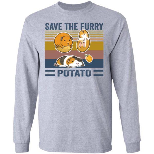 redirect 544 600x600 - Save the furry potato vintage shirt