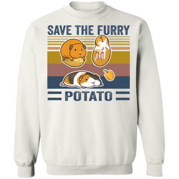 redirect 549 600x600 - Save the furry potato vintage shirt