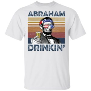 redirect 70 300x300 - Abraham Lincoln Abraham Drinkin shirt
