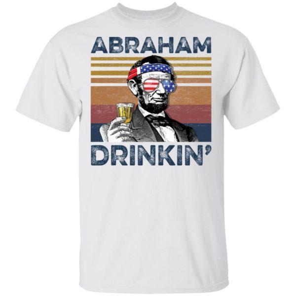 redirect 70 600x600 - Abraham Lincoln Abraham Drinkin shirt