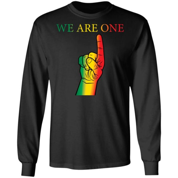 redirect 864 600x600 - We are one hand shirt