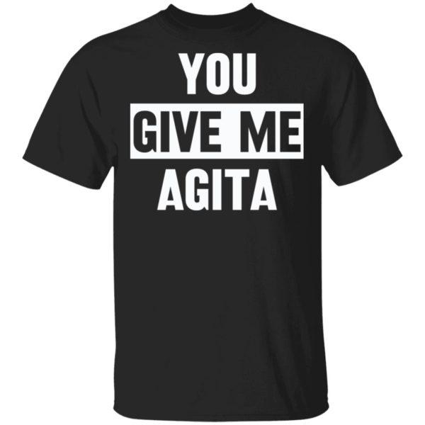 redirect 1368 600x600 - You give me agita shirt