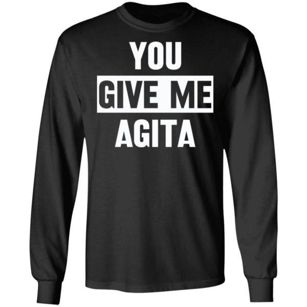 redirect 1372 600x600 - You give me agita shirt