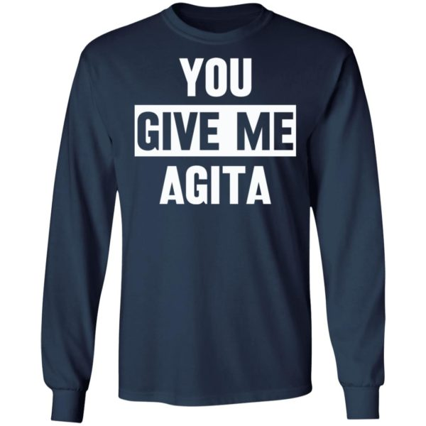 redirect 1373 600x600 - You give me agita shirt