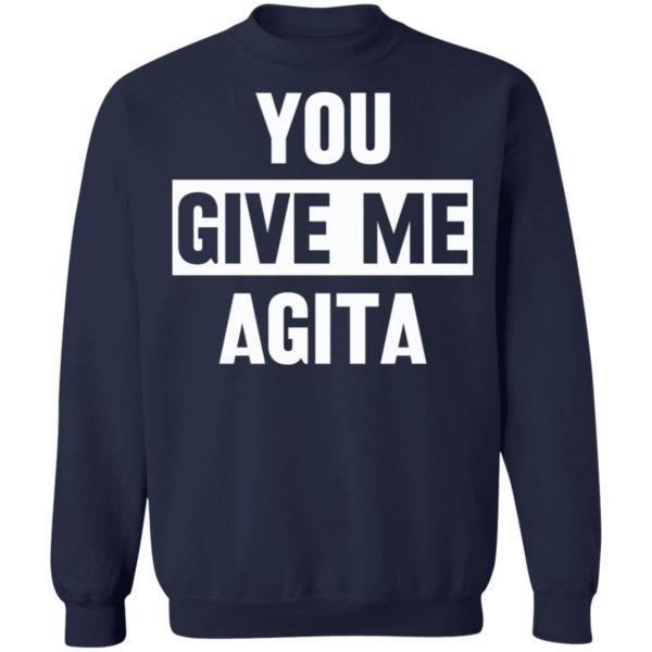 redirect 1377 600x600 - You give me agita shirt