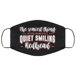 redirect 18 300x300 - The scariest thing in the world is a quiet smiling redhead face mask