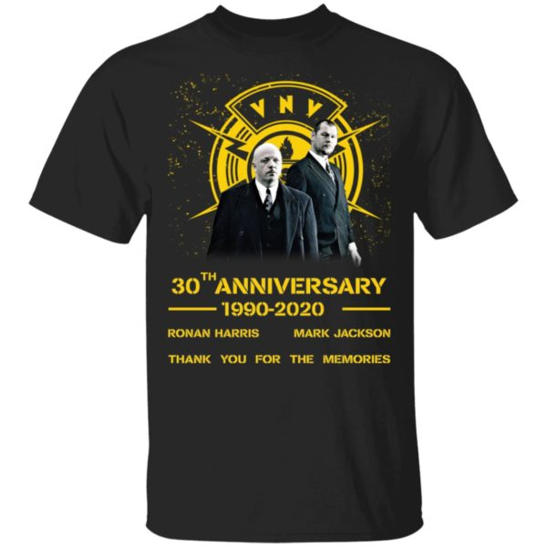 redirect 1958 600x600 - VNV Nation 30th anniversary 1990-2020 thank you for the memories shirt