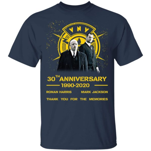 redirect 1959 600x600 - VNV Nation 30th anniversary 1990-2020 thank you for the memories shirt
