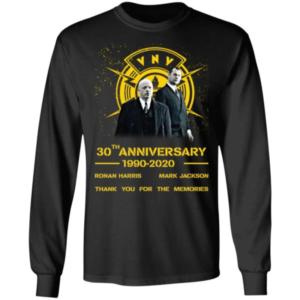 redirect 1962 600x600 - VNV Nation 30th anniversary 1990-2020 thank you for the memories shirt