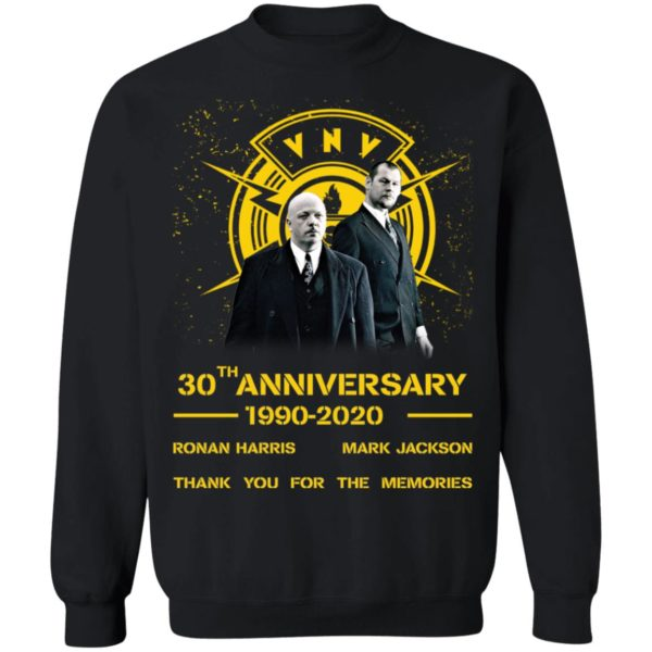 redirect 1966 600x600 - VNV Nation 30th anniversary 1990-2020 thank you for the memories shirt