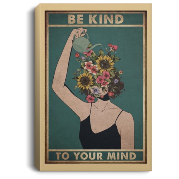 redirect 266 600x600 - Be kind to your mind poster