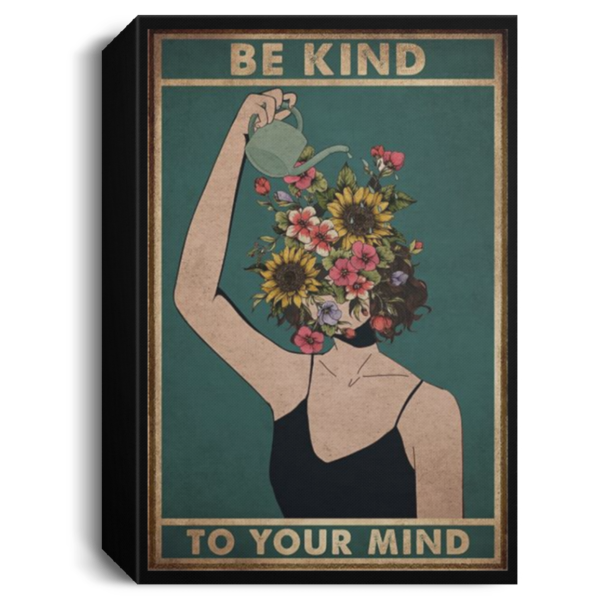 redirect 269 600x600 - Be kind to your mind poster