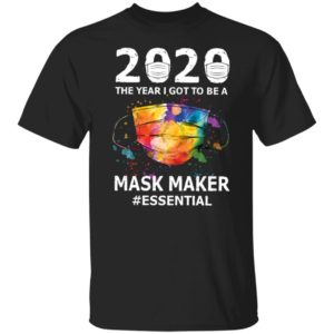 redirect 2932 300x300 - 2020 the year I got to be a mask maker shirt