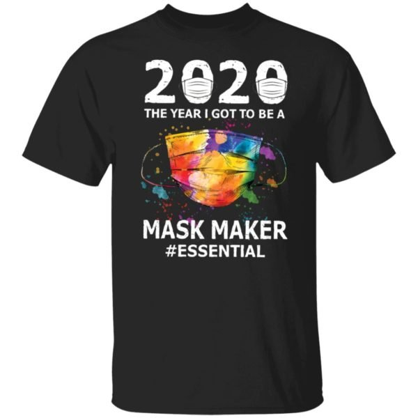 redirect 2932 600x600 - 2020 the year I got to be a mask maker shirt