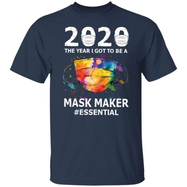 redirect 2933 600x600 - 2020 the year I got to be a mask maker shirt