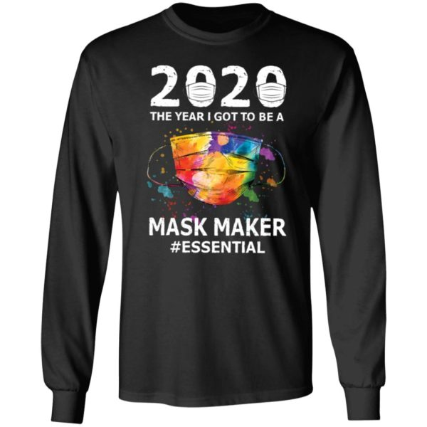 redirect 2936 600x600 - 2020 the year I got to be a mask maker shirt