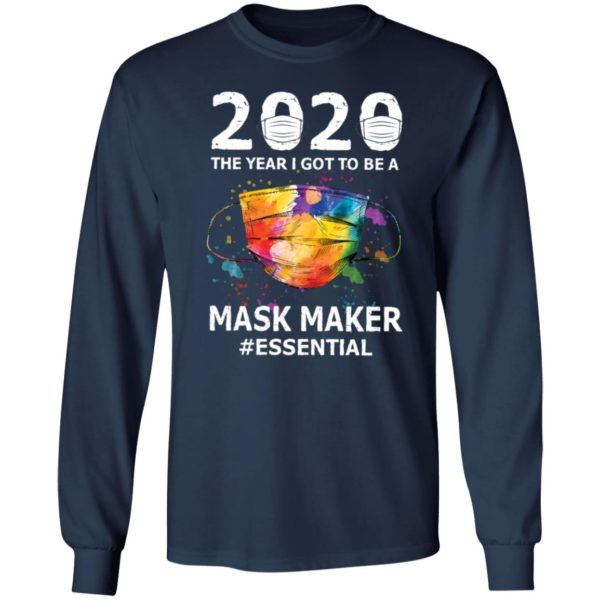 redirect 2937 600x600 - 2020 the year I got to be a mask maker shirt