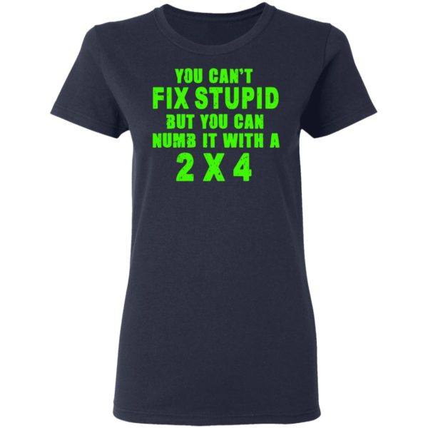 redirect 323 600x600 - You can't fix stupid but you can numb it with a 2x4 shirt