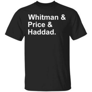 redirect 3900 300x300 - Whitman and Price and Haddad shirt
