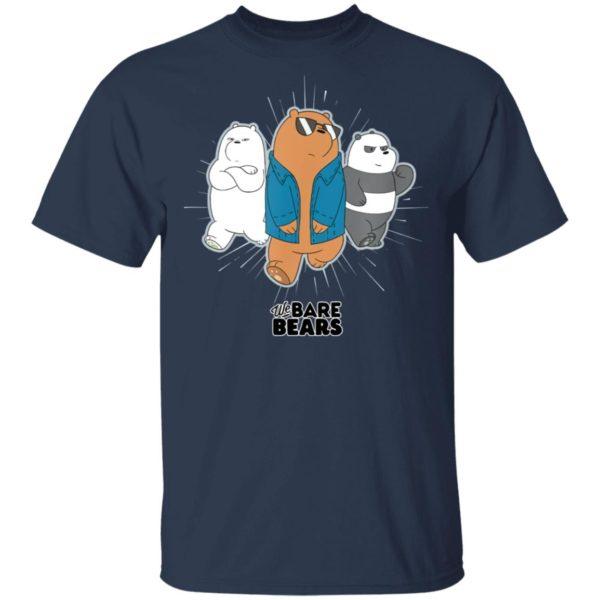 redirect 3921 600x600 - We Bare Bears shirt