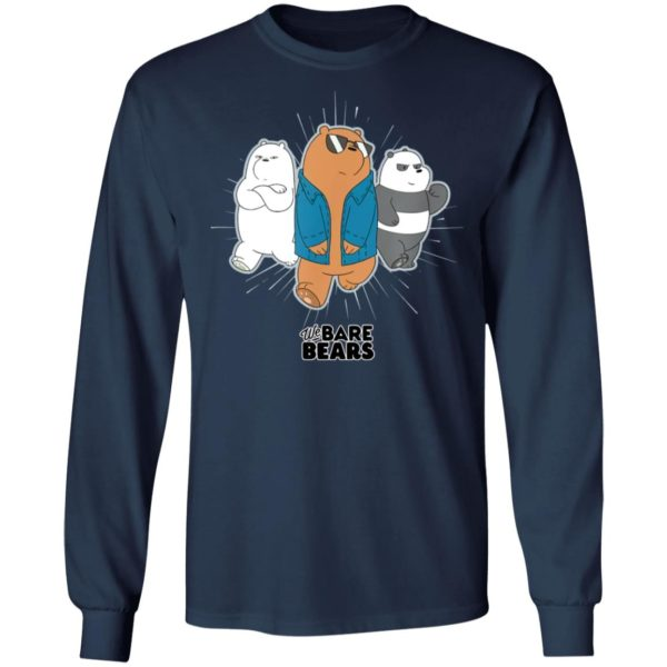 redirect 3925 600x600 - We Bare Bears shirt