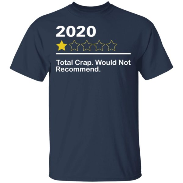 redirect 3961 600x600 - 2020 total crap would not recommend shirt