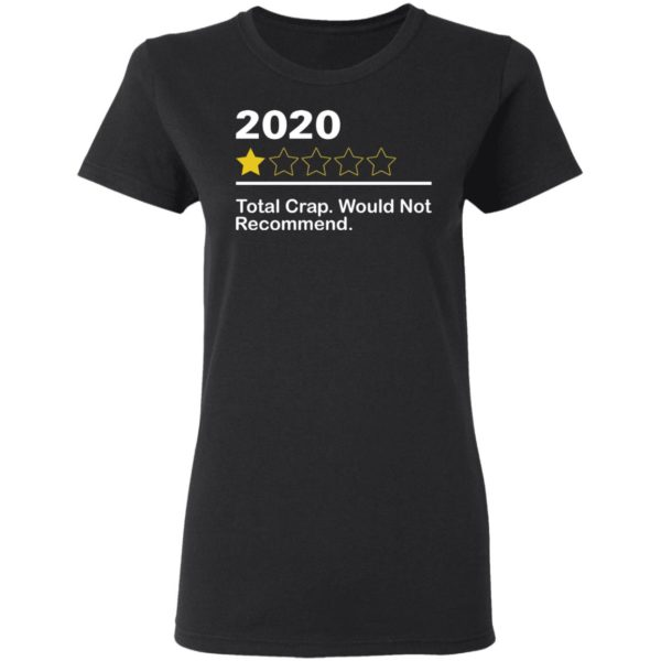 redirect 3962 600x600 - 2020 total crap would not recommend shirt