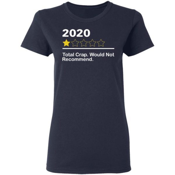 redirect 3963 600x600 - 2020 total crap would not recommend shirt