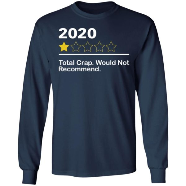 redirect 3965 600x600 - 2020 total crap would not recommend shirt