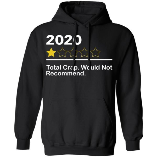 redirect 3966 600x600 - 2020 total crap would not recommend shirt