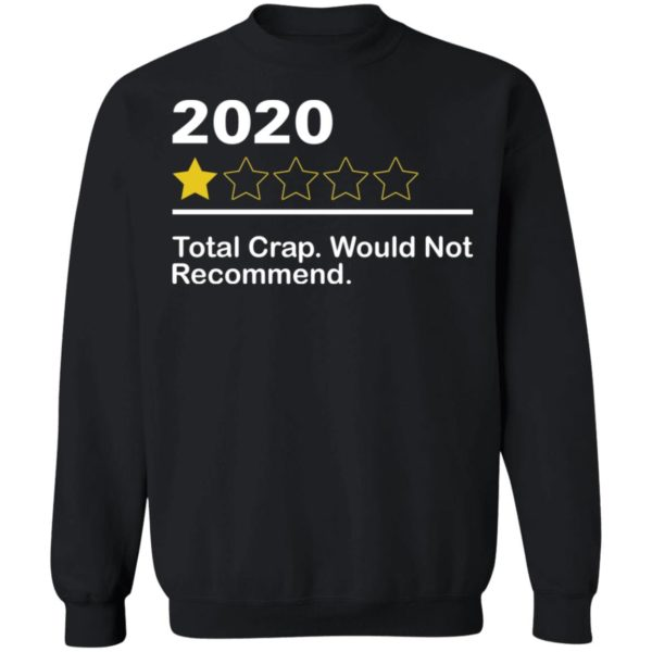 redirect 3968 600x600 - 2020 total crap would not recommend shirt